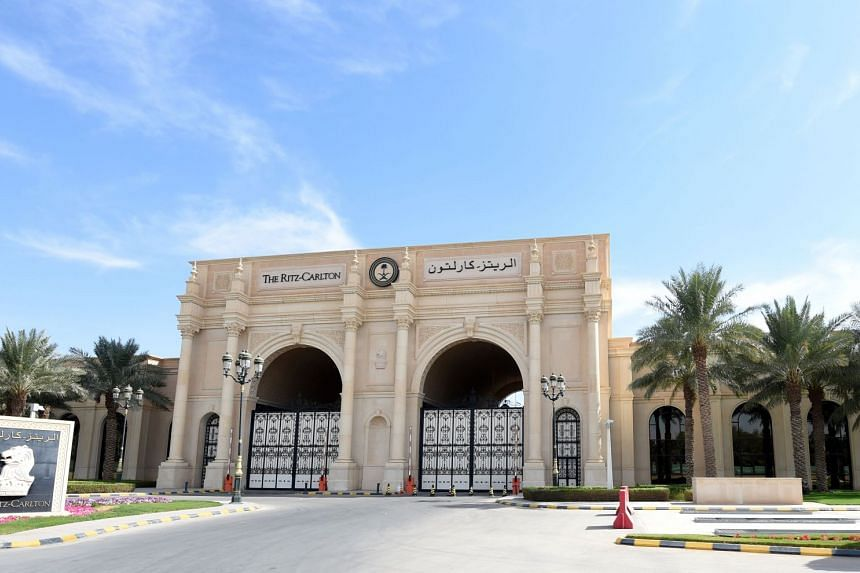 The Ritz-Carlton hotel served as a jail for the kingdom's elite during a controversial crackdown on corruption.