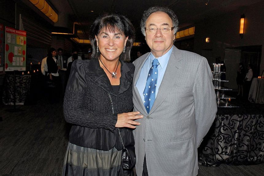 Barry and Honey Sherman were found hanging in the basement of their mansion on Dec 15, 2017.