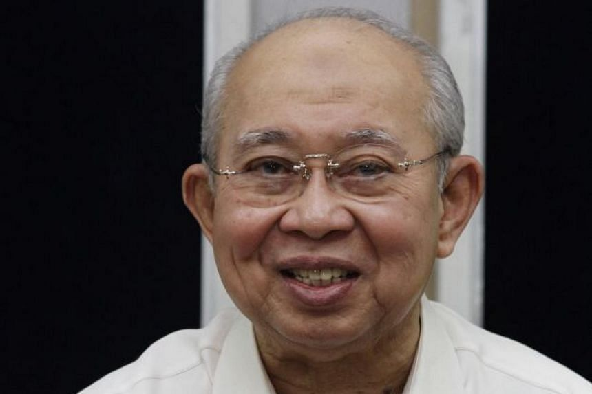 Malaysian veteran leader Tan Sri Tengku Razaleigh Hamzah said that political parties that win an election through gaining the highest number of seats but not the popular vote do not have the moral right to lead.