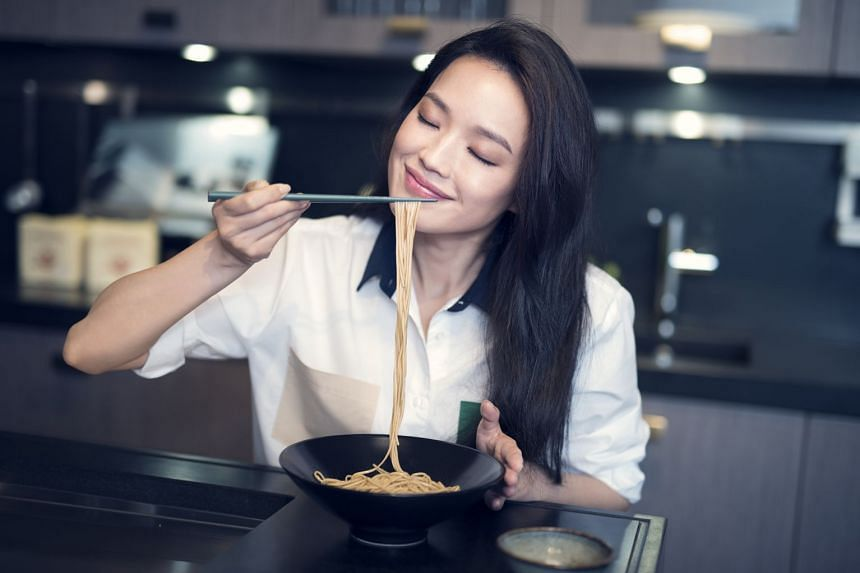 KiKi noodles became well-known after Taiwanese actress Shu Qi made it popular on social media.