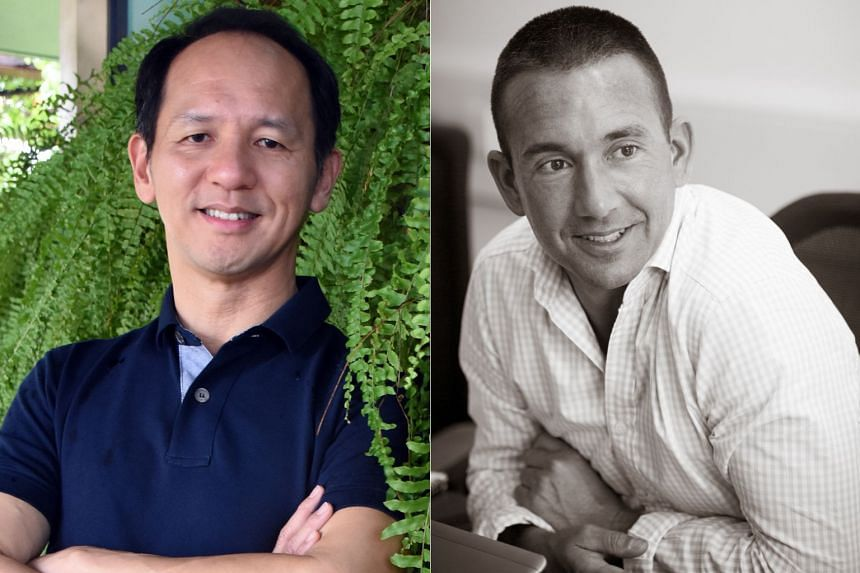 Country Holidays founder Chang Theng Hwee (left) will become Scott Dunn's new Asia chief executive, and will report to Scott Dunn group chief executive Simon Russell (right).
