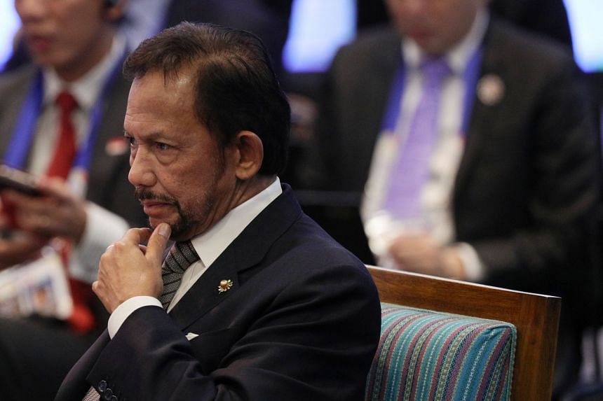 Brunei's Sultan Hassanal Bolkiah replaced six top ministers in the country's Cabinet, on Jan 30, 2018.