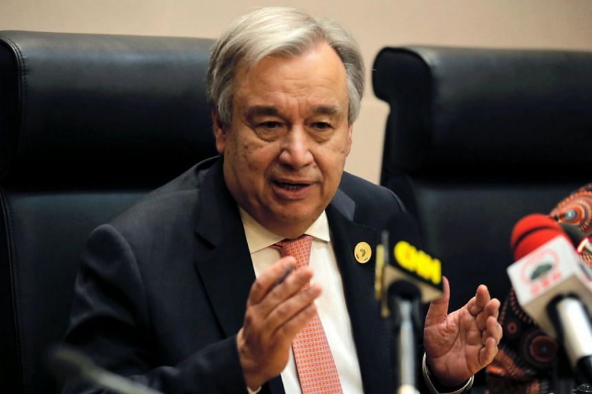 United Nations Secretary-General Antonio Guterres referred the dispute to the International Court of Justice after Venezuela and Guyana failed to reach an agreement.