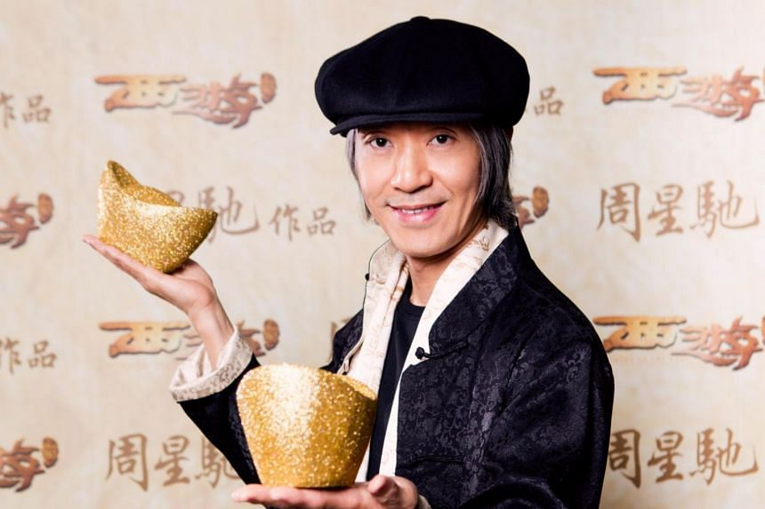 f595d2a8 Stephen Chow asked for a 300% pay rise to star in the CNY classic ...