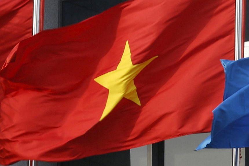 "Vietnam jailed three activists for ""anti-state propaganda"" on Jan 31, 2018."