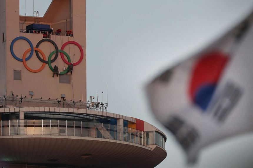 The International Olympic Committee has banned Reuters from covering the Feb 9 opening ceremony of the 2018 Pyeongchang Olympics.