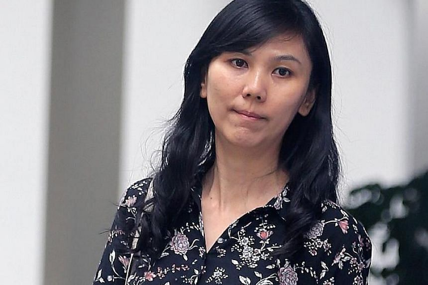 Tang Ling Lee was sentenced to one week in jail and banned from driving for two years last year after she collided with a motorcyclist in 2016, causing him to suffer multiple fractures. Her appeal against her jail term was dismissed, with the judge d