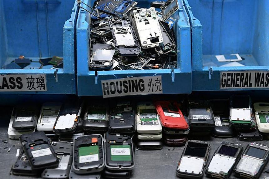 The Republic will adopt the Extended Producer Responsibility approach, where producers and importers of electronic goods will be required to collect the electronic goods they sell in Singapore, and have them recycled properly.
