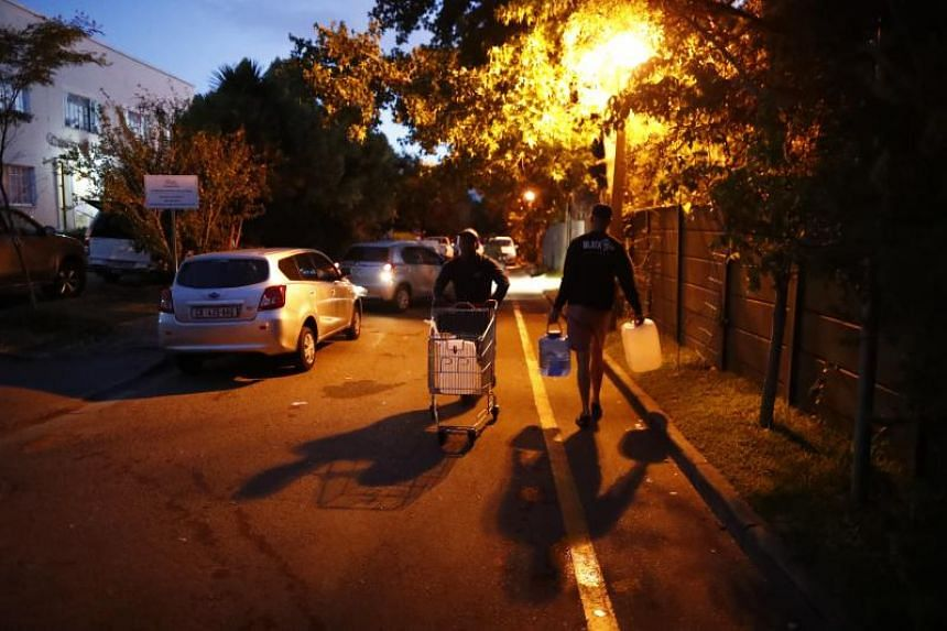 South Africa is not alone in its struggle as ever more world cities battle acute water shortages.