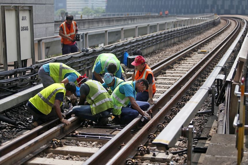 SMRT said the move to appoint two chief maintenance officers is in line with the transition to the new rail financing framework in October 2016.