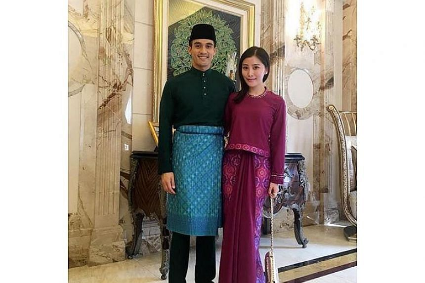 Faliq reportedly popped the question to her in June last year while the two were holidaying in Marrakesh, Morocco.