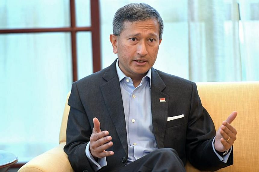 Foreign Minister Vivian Balakrishnan said the network will facilitate business opportunities for start-ups and small and medium-sized enterprises across the region.
