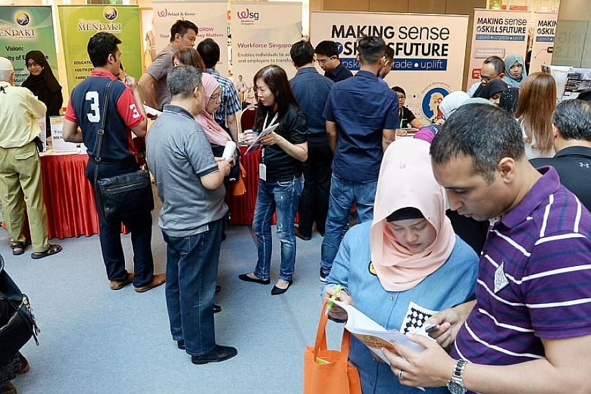 More than 126,000 people used the scheme in the first year, or about 5 per cent of all eligible Singaporeans.
