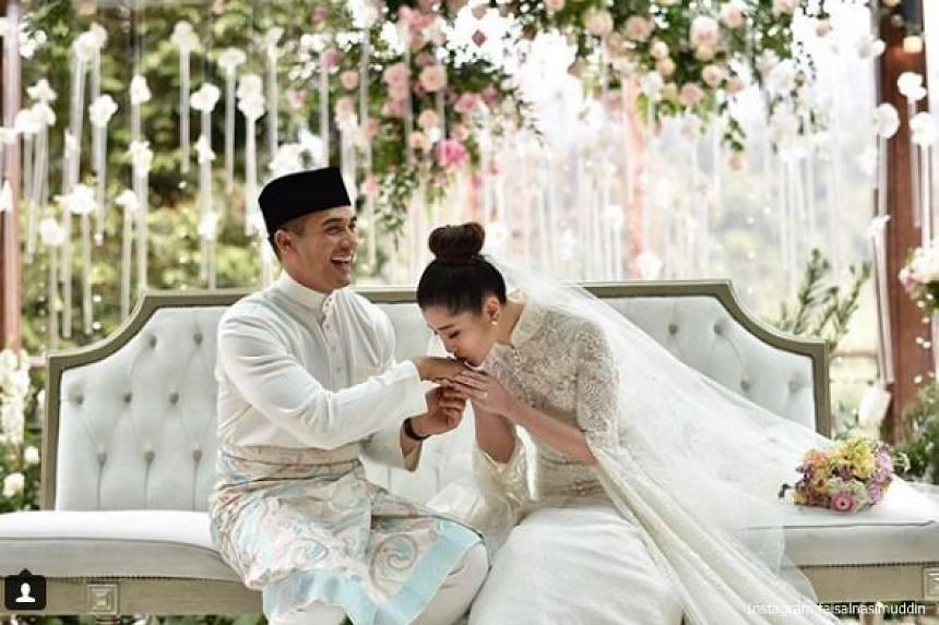 Malaysian heiress Chryseis Tan will tie the knot with Faliq Nasimuddin, the son of the late founder of Malaysian conglomerate Naza Group.