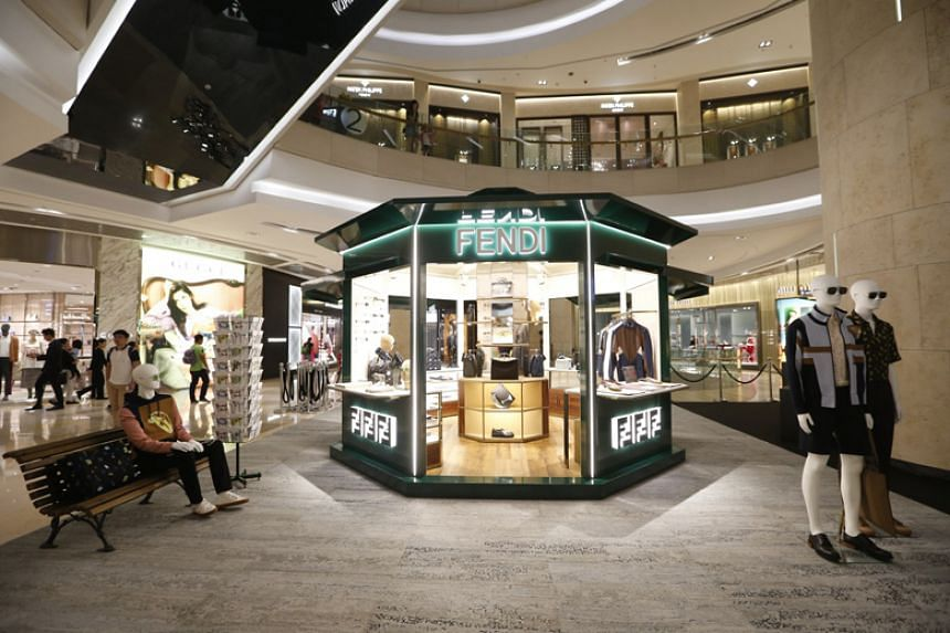 ace6a8faa8 A slice of Italy at Ion Orchard mall, Fashion News & Top Stories ...