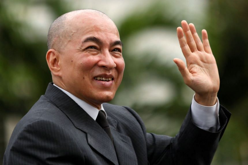 """The new law, which bans insulting Cambodia's constitutional monarch King Norodom Sihamoni, was added to the criminal code to """"uphold and to protect the reputation and royal name."""""""
