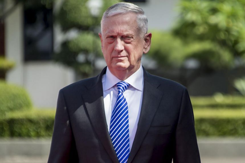 """""""This is a response to Russian expansion of their capability and the nature of their strategy and doctrine,"""" Defence Secretary Jim Mattis wrote in the introduction to the 75-page document."""