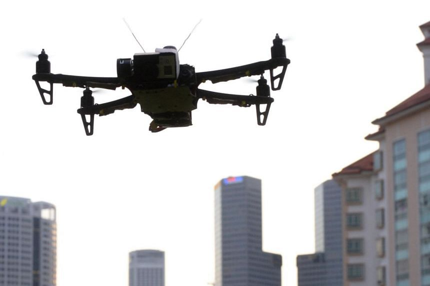 One-north, which has been designated Singapore's first drone estate, will help the growth of high-tech companies with unmanned aircraft capabilities and spur commercial partnerships.