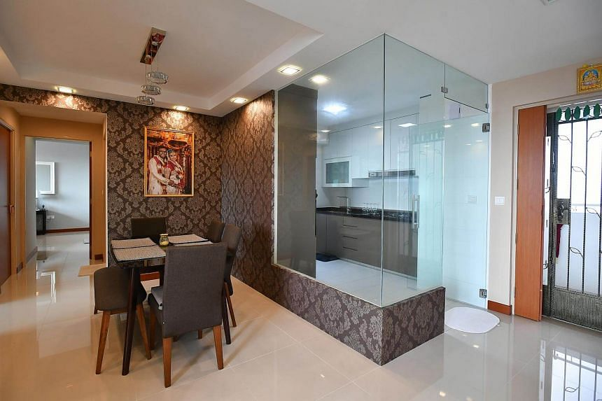 Hdb Switches To Open Kitchens For New Flats Housing News