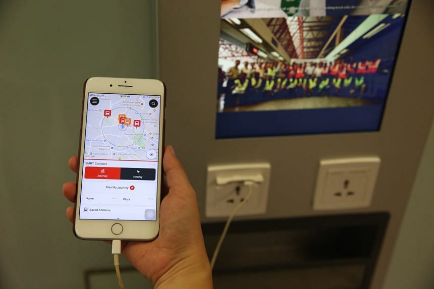 SMRT is launching the latest version of its travel planning mobile app, SMRTConnect 3.0, on Feb 5, 2018.