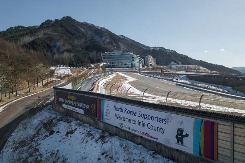 North Korean Olympic supporters to get taste of southern