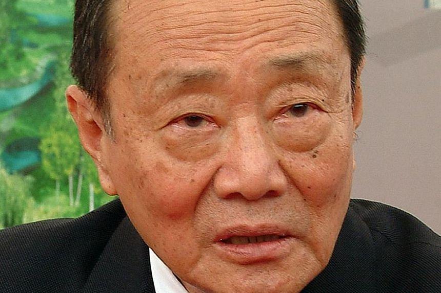 Malaysian tycoon Robert Kuok