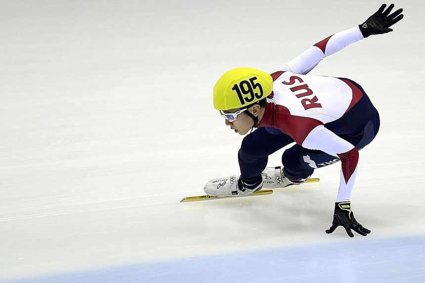 Six-time Olympic champion Viktor Ahn is among the 32 Russian athletes who have appealed against their suspensions.