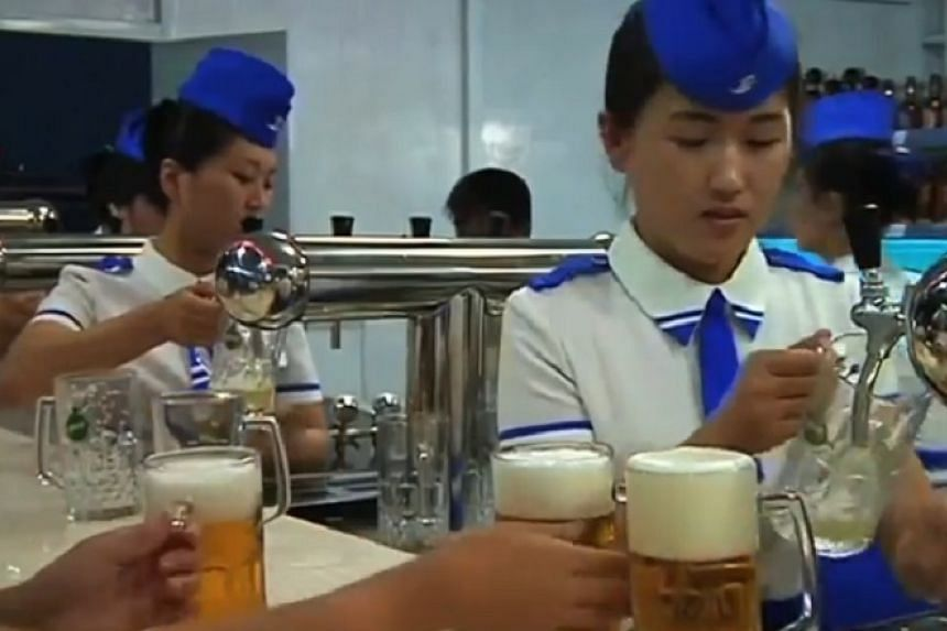 North Korea says it has created domestic beer with exclusive