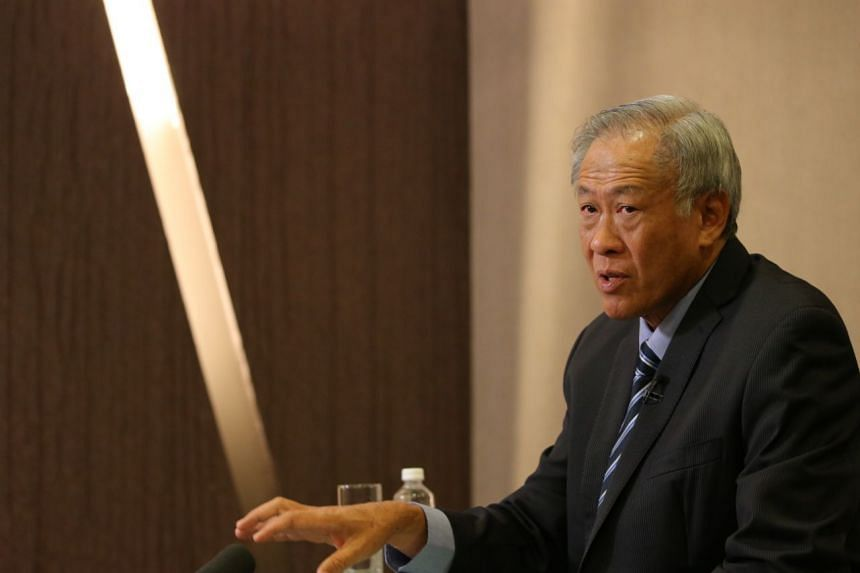 This code of unexpected encounters (CUES) will reduce the risk of miscalculation and mishaps, and provide measures for de-escalation should they occur, said Defence Minister Ng Eng Hen.