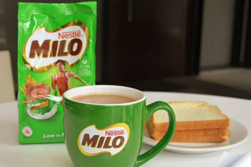 Nestle says Milo contains only 6 per cent sugar if consumers follow its recommended preparation.