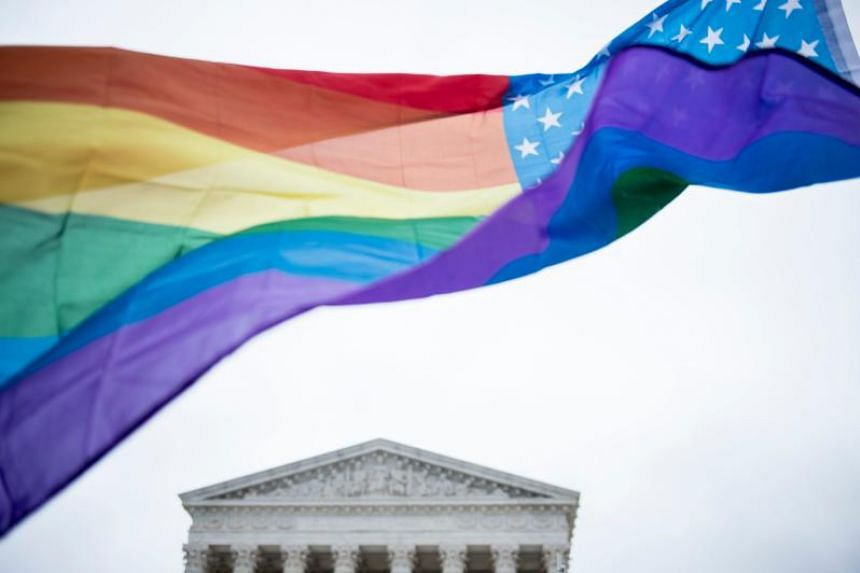 The Supreme Court is expected to render a decision later this year in a case involving a Colorado baker who cited his devout Christian faith in refusing to make a wedding cake for a gay couple.