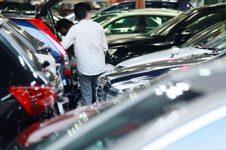 Car industry tops Case complaints list - for 6th year, Singapore