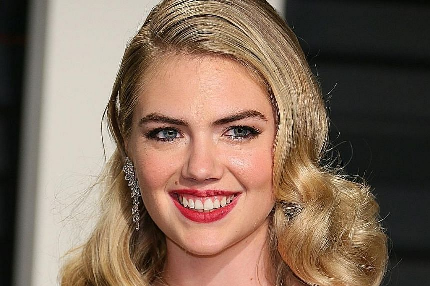 Kate Upton Accuses Guess Co Founder Of Groping