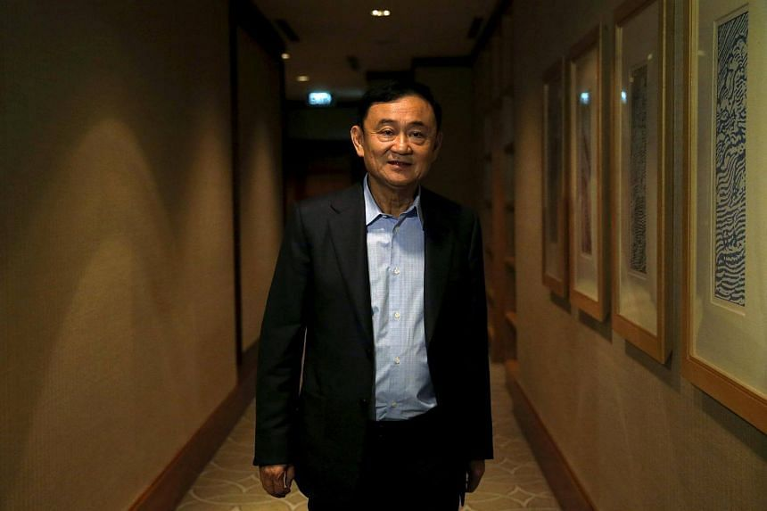 Thailand's former ruling Puea Thai Party and other parties linked to exiled former leader Thaksin Shinawatra (above) have won the past five elections, only to be unseated by the courts or the military.