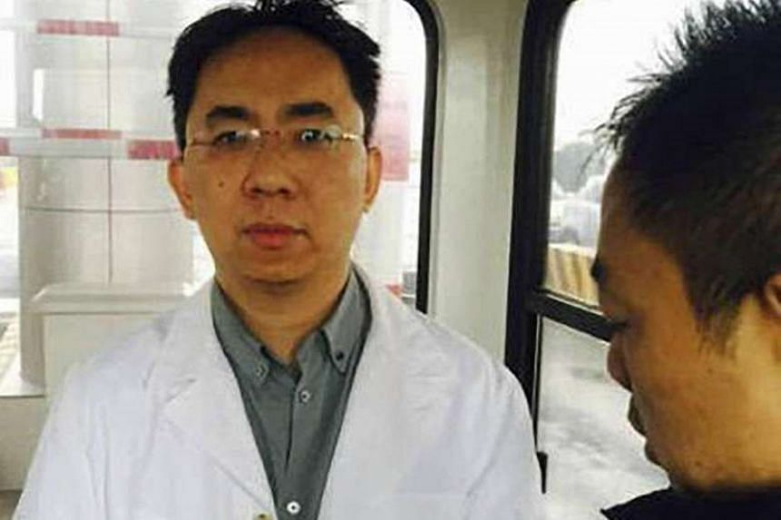 Xu Xiang was apprehended by police in a dramatic highway arrest on Sunday. The owner of one of China's most successful investment firms is being held for suspected insider trading.