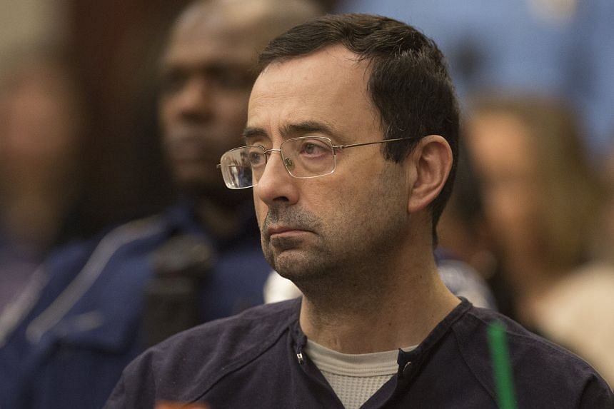 Former USA Gymnastics doctor Larry Nassar Nassar pleaded guilty in November 2017 to molesting female athletes under the guise of medical treatment for nearly 20 years.
