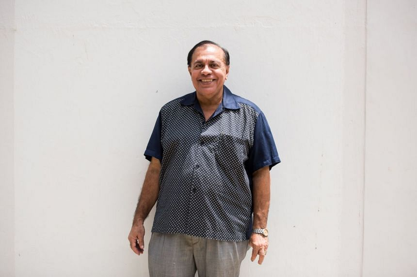 Mr Andre Lobo said he hopes that shopping malls can become inter-generational community hubs.