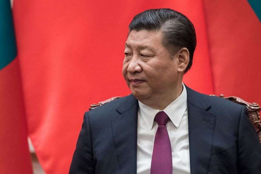Chinese President Xi Jinping (above) elevated  State Councilor Yang Jiechi to China's powerful 25-member Politburo in October.