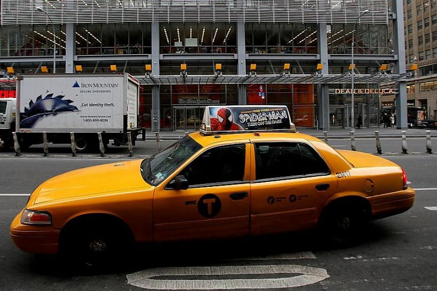 For decades there had been no more than 12,000 to 13,000 taxis in New York, but now there were myriad new ways to avoid public transportation.