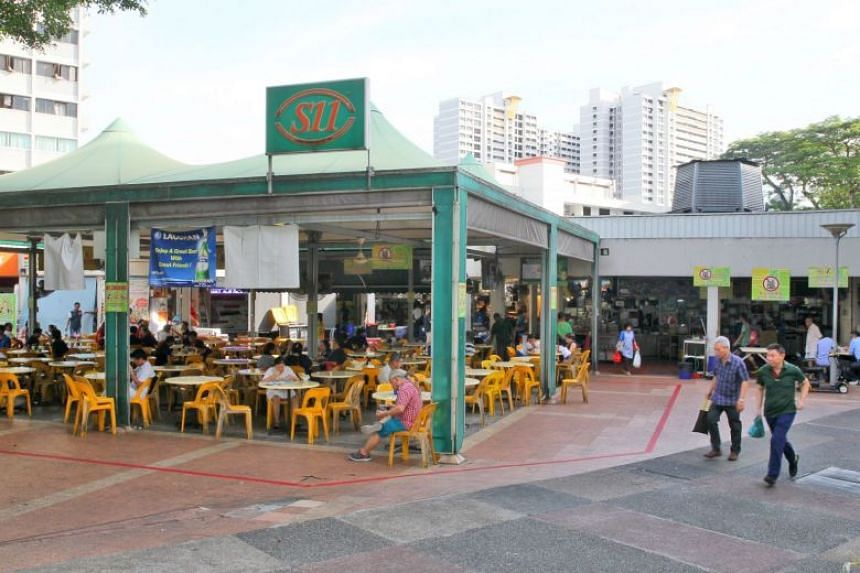 One of the 23 coffee shops acquired by Broadway is located at Blk 711 Ang Mo Kio Avenue 8.