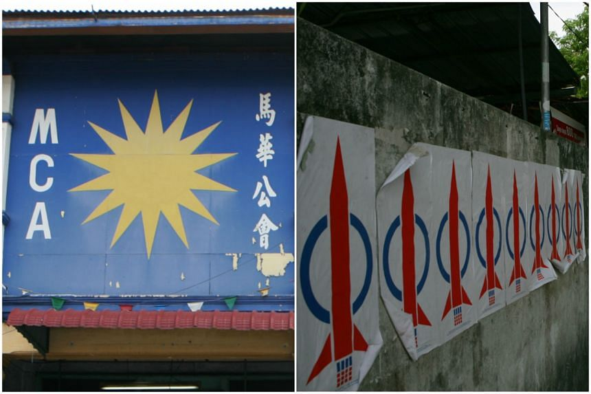 Three specific seats in the upcoming Malaysian elections will be key battlegrounds between the MCA and the DAP: Teluk Intan in Perak, Bentong in Pahang and Ayer Hitam in Johor.