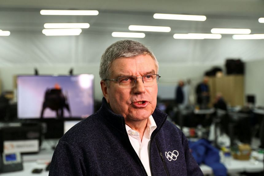 IOC president Thomas Bach said he would make a visit to North Korea as part of an agreement between the IOC and both North and South Korea.
