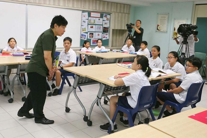 High School Years Essay Mr Tan Tiaw Gem Conducts The Creative Comic Essay Writing Programme At Kuo  Chuan Presbyterian Primary General Essay Topics In English also High School English Essay Topics Comics To Help Improve Students Chinese Essaywriting Skills  Best Business School Essays