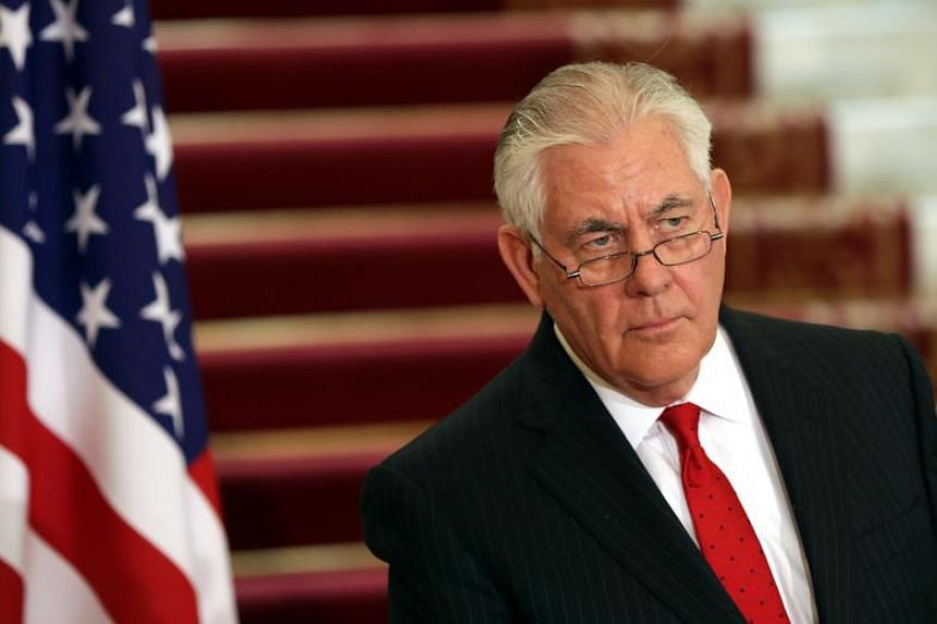 US Secretary of State Rex Tillerson said all State Department employees would undergo mandatory training, to be completed by June 1.