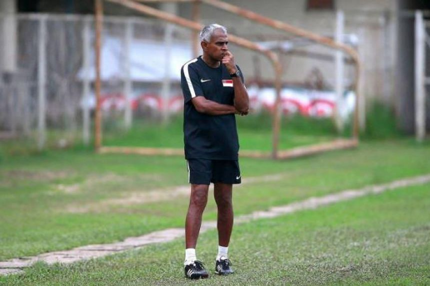 Former national coach Vincent Subramaniam (pictured) will work closely with FAS technical director Michel Sablon in realising the latter's vision of a nationally aligned youth coaching philosophy.