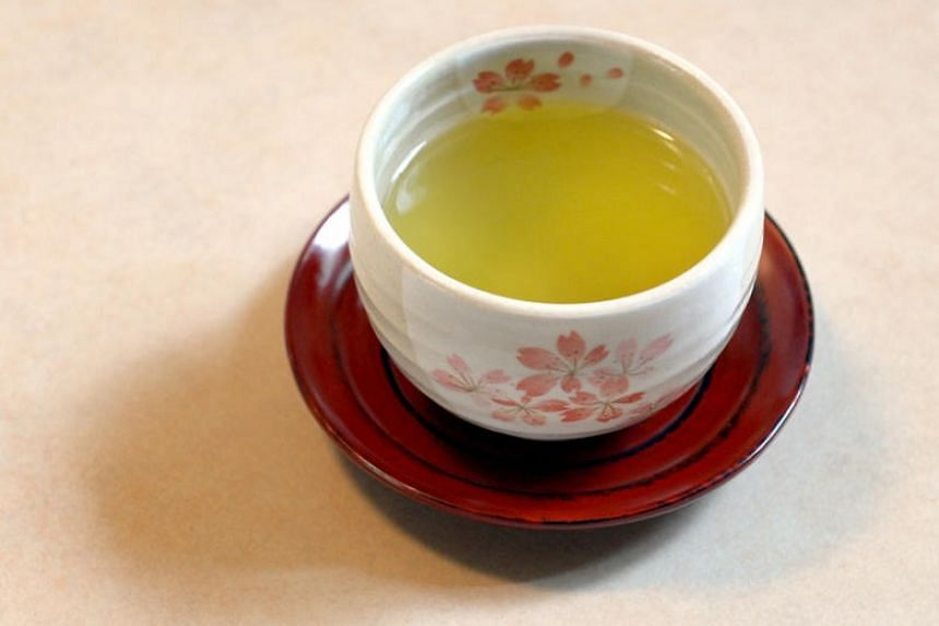 The ideal brewing temperature for green tea is believed to be between 70 and 80 deg C.