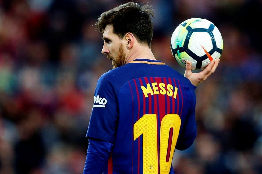 Argentina is asking football star Lionel Messi to play fewer games for Barcelona so that he will remain fresh for the 2018 World Cup.