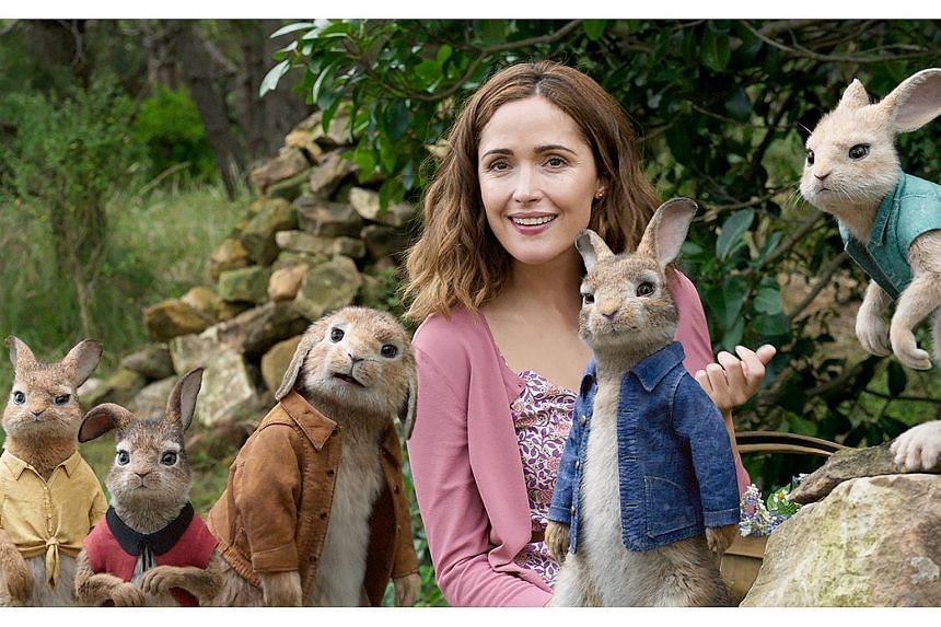 Groups representing allergy sufferers say a scene in Sony Pictures' Peter Rabbit children's film made light of a serious and dangerous health problem.