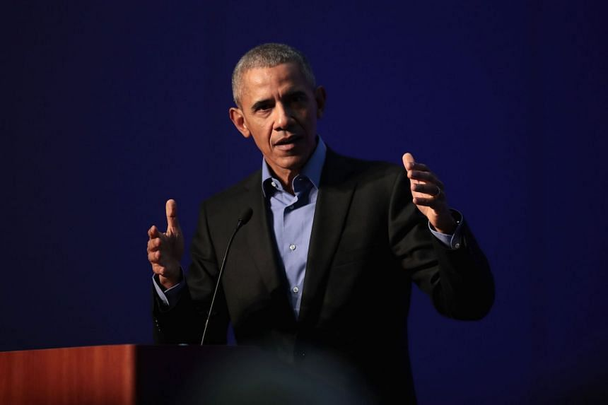 Former US President Barack Obama is coming in his personal capacity for a Bank of Singapore private event.