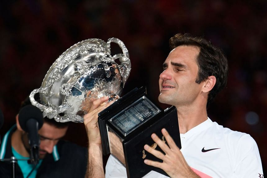 Roger Federer said he believes that players can improve from intervals.